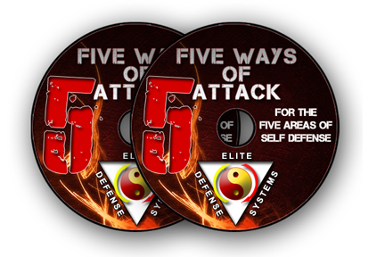 Five Ways of Attack DVDs
